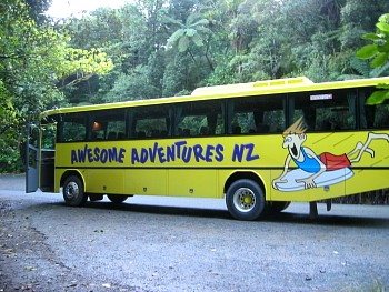 Awesome Adventures coach