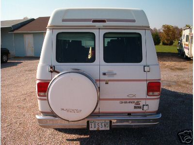Chevrolet G20 Van with Gladiator conversion